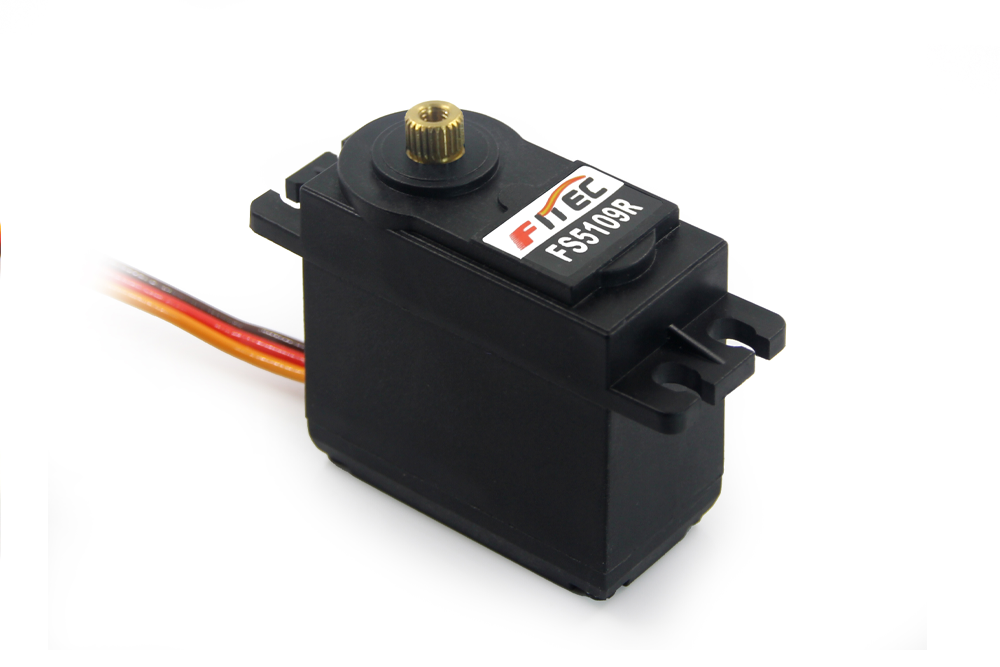 10kg analog continuous servo FS5109R